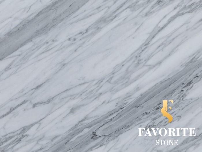Мрамор Bianco Carrara Extra