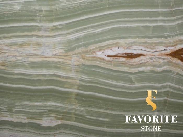 Оникс Onice Verde Jade Top